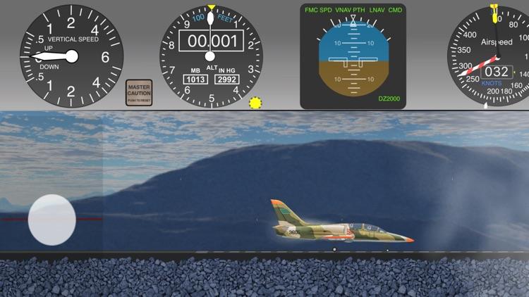 Cold War Flight Simulator screenshot-3