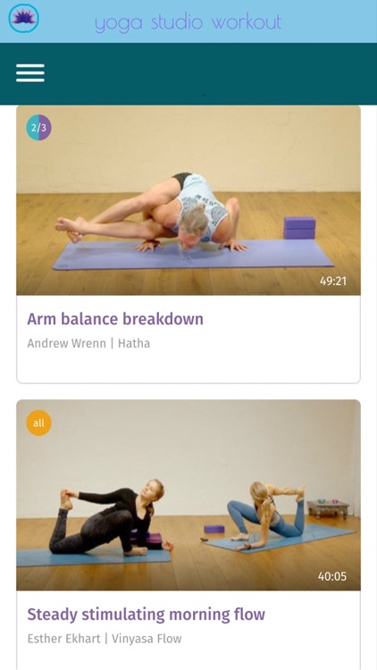 Yoga Workouts - Pocket Poses for Beginner, Novice, and Advanced screenshot-3