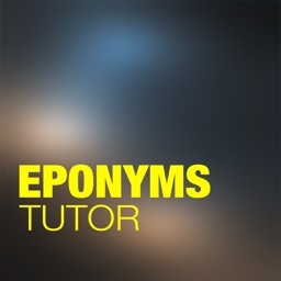 Eponyms - Disease Picture and Medical Tutor