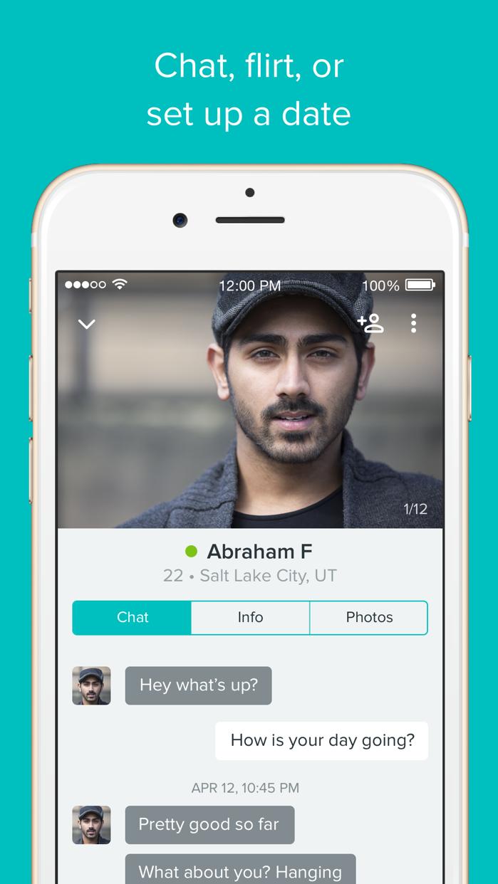 hi5 - Meet New People, Chat Screenshot