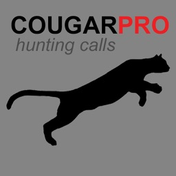 REAL Cougar Calls & Cougar Sounds for Hunting - BLUETOOTH COMPATIBLE