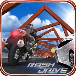 Endless Rash Drive : its a Moto Bike online Multiplayer Race