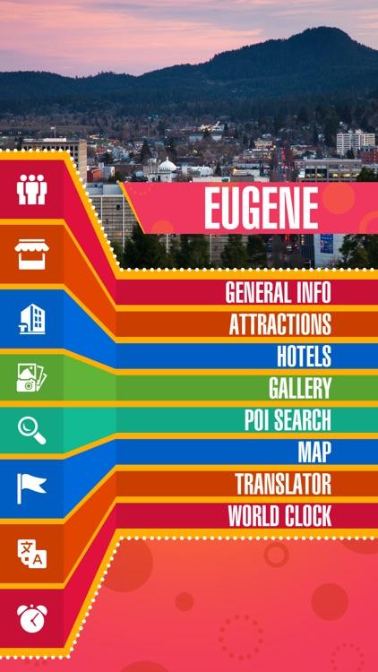 Eugene Travel Guide
