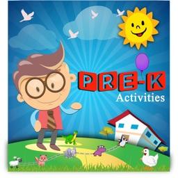 Preschool, Kindergarten learning games for age 3-8