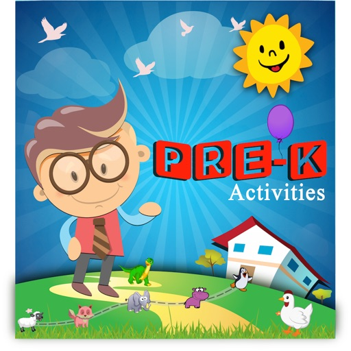 Preschool, Kindergarten learning games for age 3-8