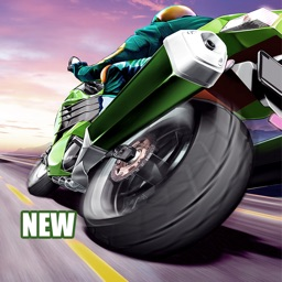 Traffic Rider Update: New Version - Monster Car & Simulator Bike Hill Road Driving !