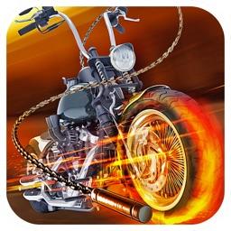 Motorcycle Street Racing : Top Speed Dirt-bike Race Meltdown 3D