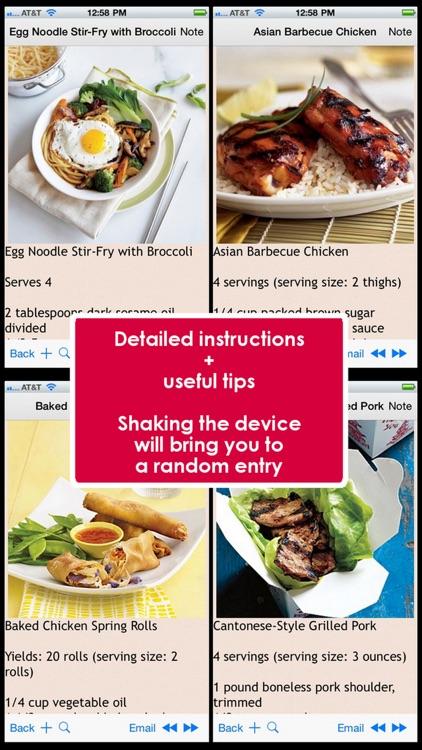 500 Asian Cuisine Recipes