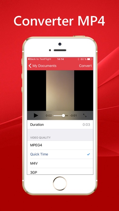 Insta Video Converter MP4 screenshot three