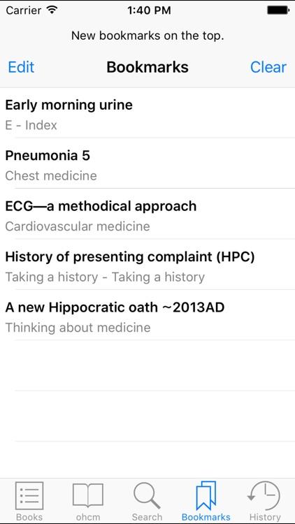 Oxford Handbook of Clinical Medicine,Ninth Edition screenshot-4