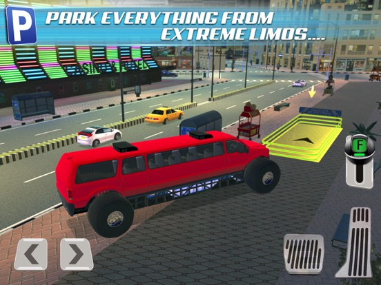 3D Dubai Parking Simulator Drive Real Extreme Super Sports Carのおすすめ画像4