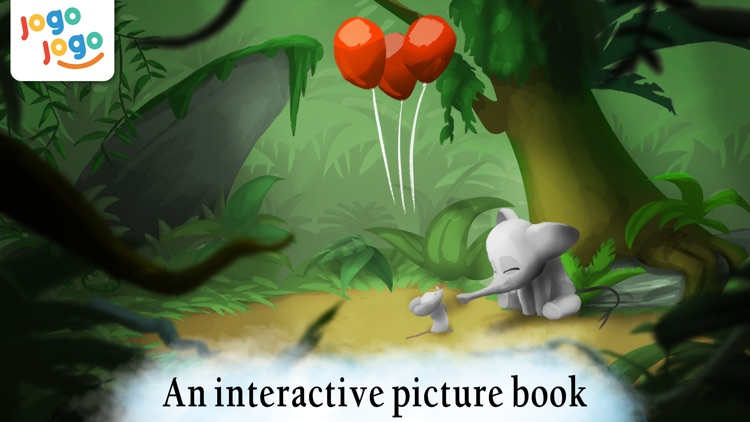 3 Red Balloons - A cute picture book for toddlers screenshot-0
