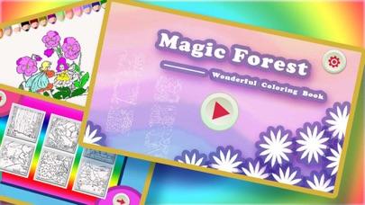 魔法森林 - 秘密花園 2屏幕截圖1