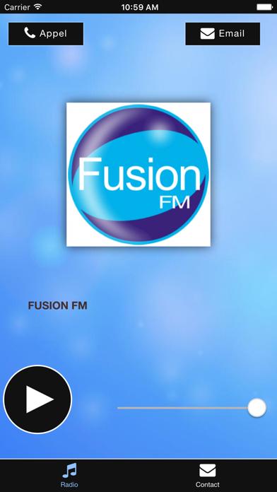点击获取Fusion FM - Nº1 sur les Hits