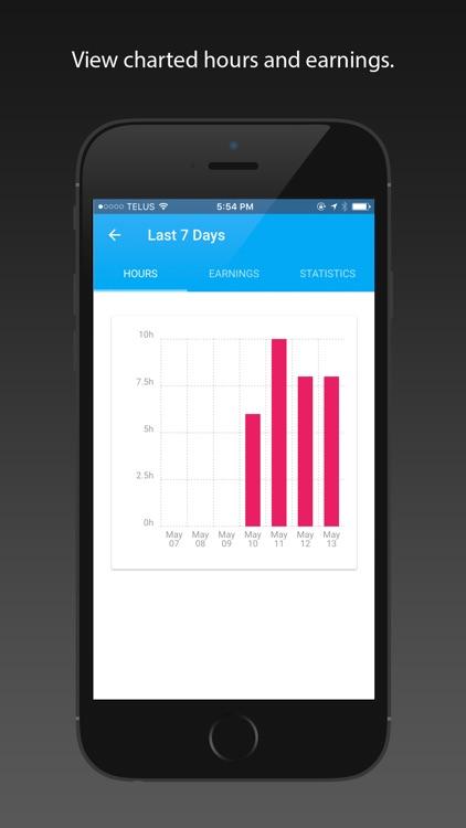 Shift Organizer - Easily plan and track shift work screenshot-3