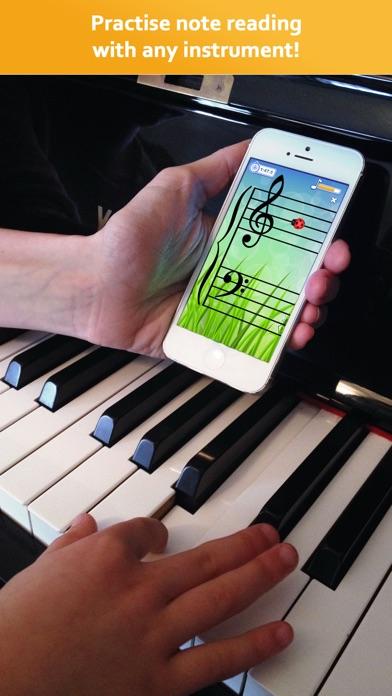 Note Rush: Music Reading Game Screenshot
