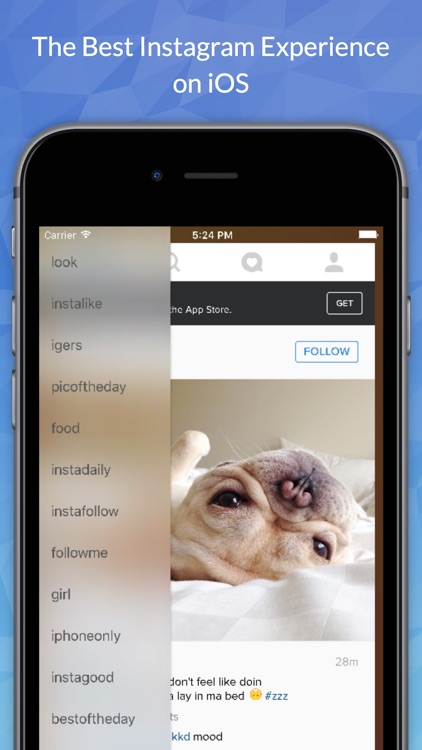 Instabox for Instagram -The Tags Browser from the Most Popular Top HashTags on Instagram