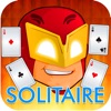 Be a Super-Hero Solitaire Power Adventure New FX Lite