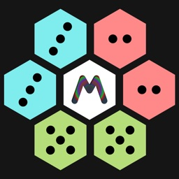 Make M! Hexa Puzzle - Merged block dominos mekorama game