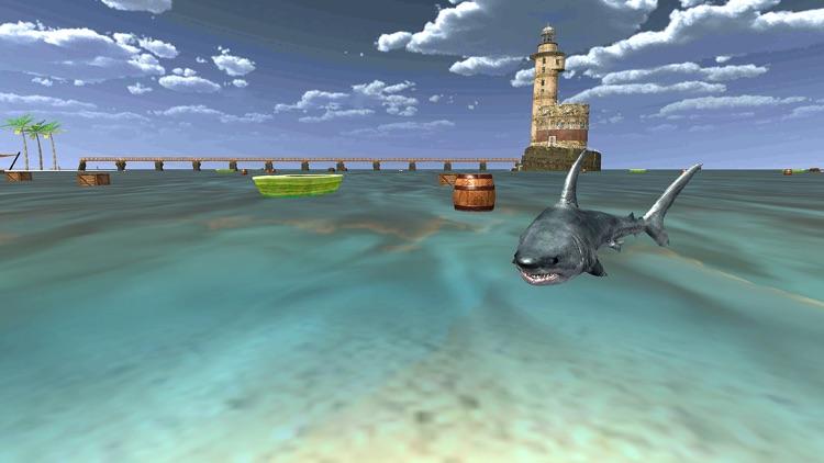 Angry Shark Attack Simulator 2016 screenshot-4