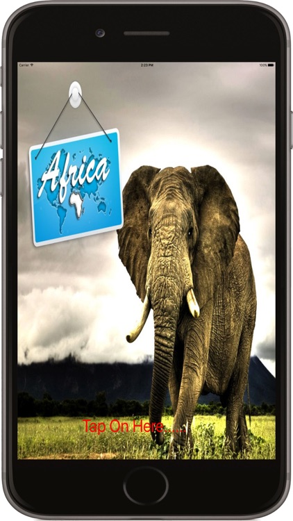 Travel Africa - Plan a Trip to Africa screenshot-0