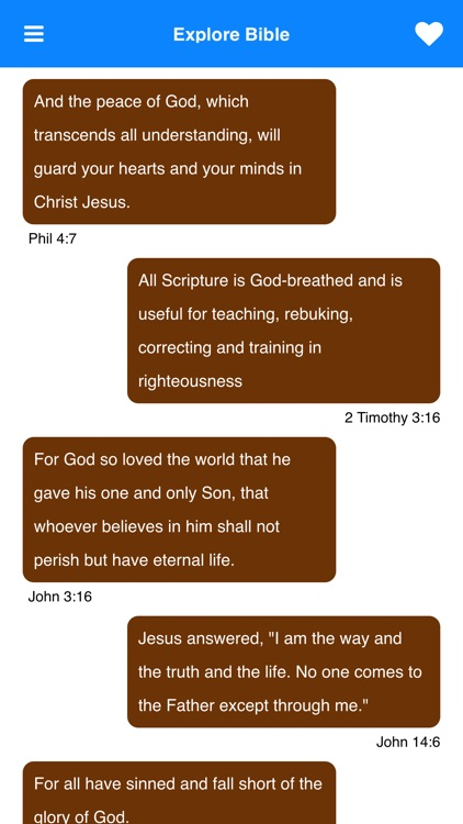 Explore Bible Devotional Verses Pro - Use it for 7 minutes a day to get ultimate peace in life screenshot-3