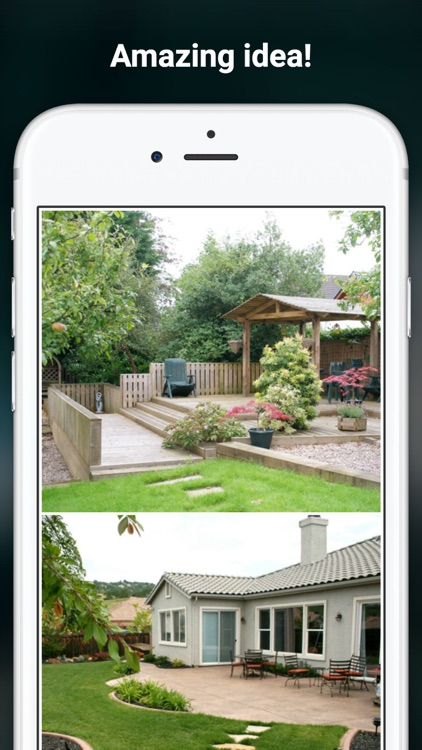 Backyard & Gardening with Landscaping Designs idea
