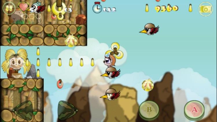 Monko Jumpo - Melon Monkeys Platformer 2in1 screenshot-3