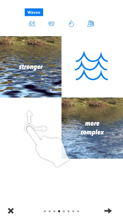 Flood Filter for Water Reflections screenshot-3
