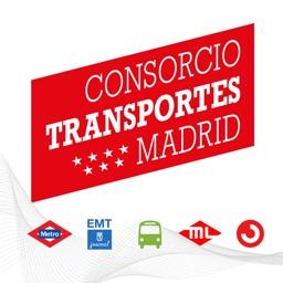 Transporte de Madrid CRTM