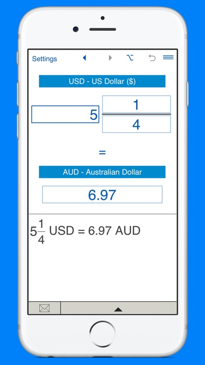 US Dollars to Australian Dollars converter screenshot-3
