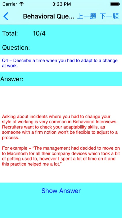 Interview Questions All In One by QIANG MA