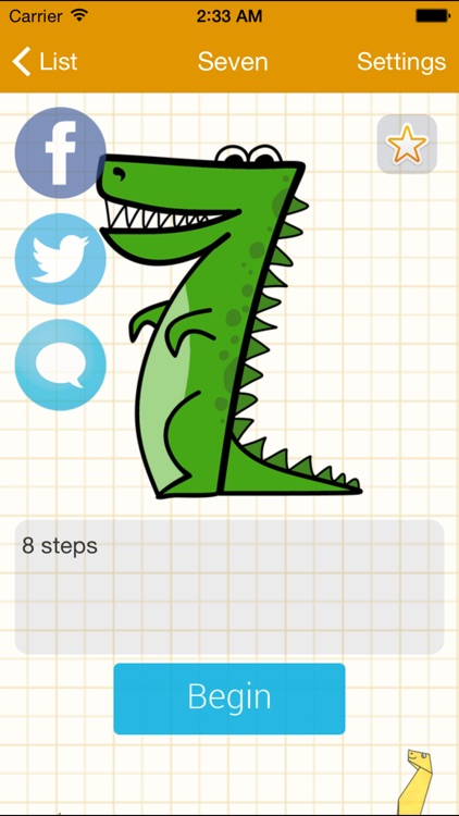 How to Draw Using Numbers screenshot-3