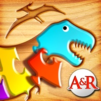 Codes for My First Wood Puzzles: Dinosaurs - A Free Kid Puzzle Game for Learning Alphabet - Perfect App for Kids and Toddlers! Hack