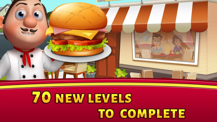 Food Court Hamburger Fever 2: Burger Cooking Chef screenshot-3