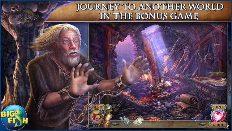 Immortal Love: Letter From The Past Collector's Edition - A Magical Hidden Object Game (Full) screenshot-3