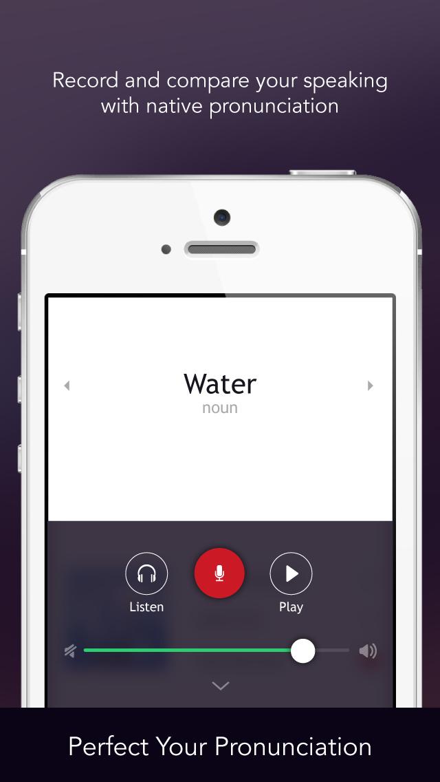 Learn Spanish - Free WordPower screenshot three