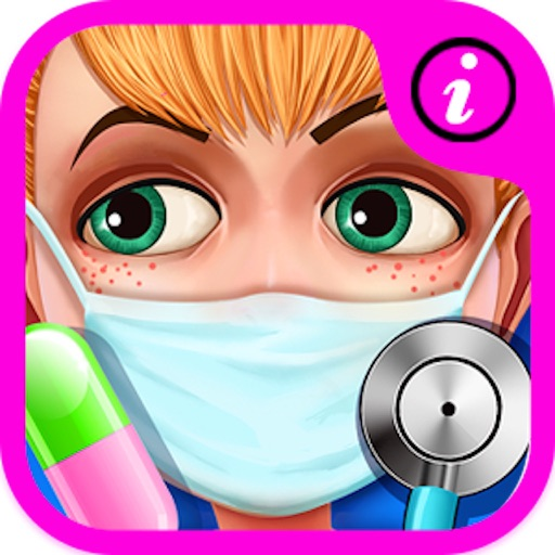 Little Dentist Clinic - kids teeth shave games for boys and girls