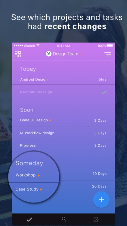 Gone Tasks - Free To Do List Project Manager & Daily Team Task Productivity Planner
