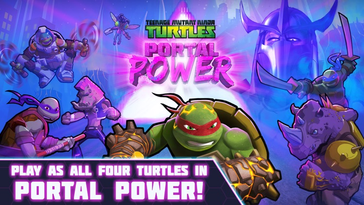 TMNT: Portal Power screenshot-0