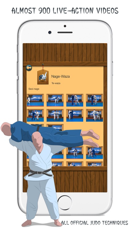 Virtual Judo