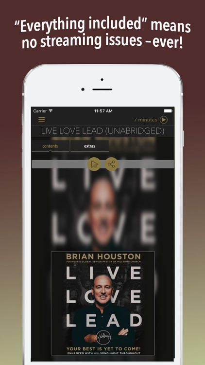 Live Love Lead (by Brian Houston)