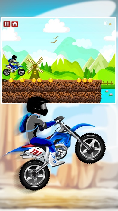 super bike race - The Arcade Creative Game Edition-1