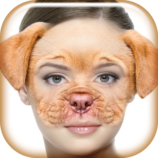 Puppy Face Changer Free – Cute Animal Head Photo Editor with Cool Dog Camera Stickers