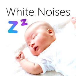 White Noise Machine - Sounds for Baby relaxation and help babies sleep