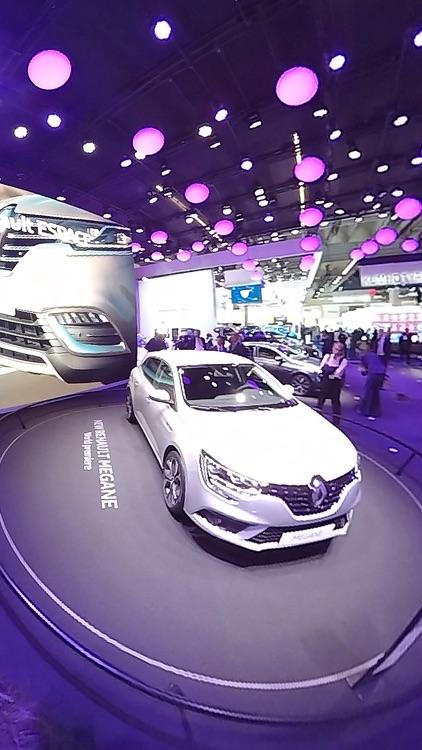 VR Motor Show - IAA 2015 Walk Through Hall 8 - Virtual Reality press360