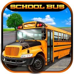 School Bus Driver Sim 3D 2016