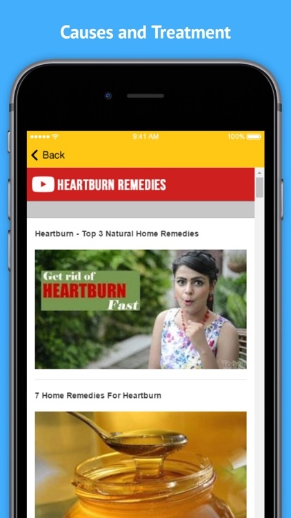 Heartburn Remedies screenshot-3