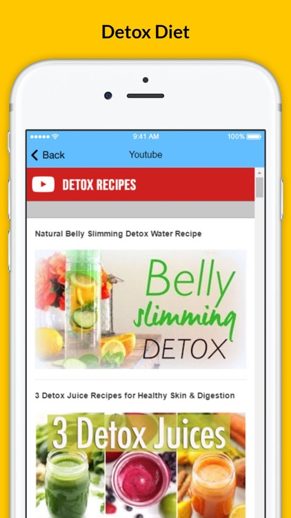 Detox Diet - Colon Cleansing screenshot-3