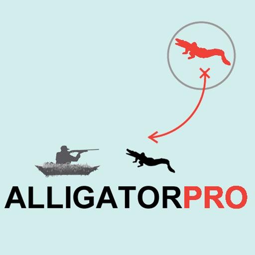 "Alligator Hunting Planner for Predator Hunting ""AlligatorPro"""